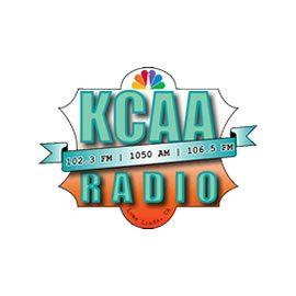 KCAA AM/FM Radio
