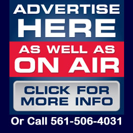 Advertise Here As Well As On Air