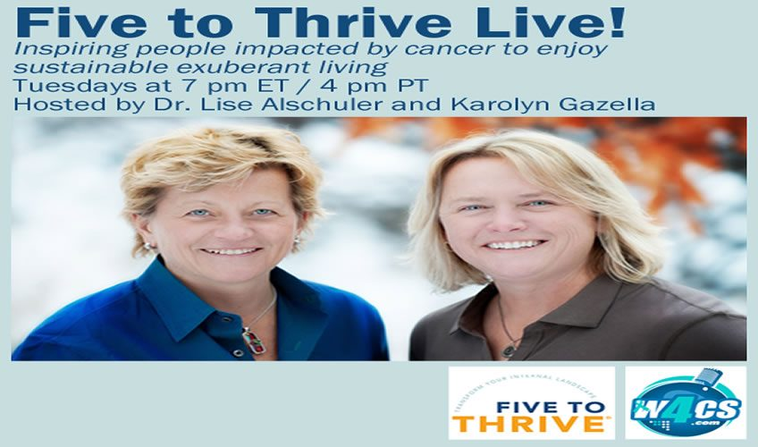 Five To Thrive Live!